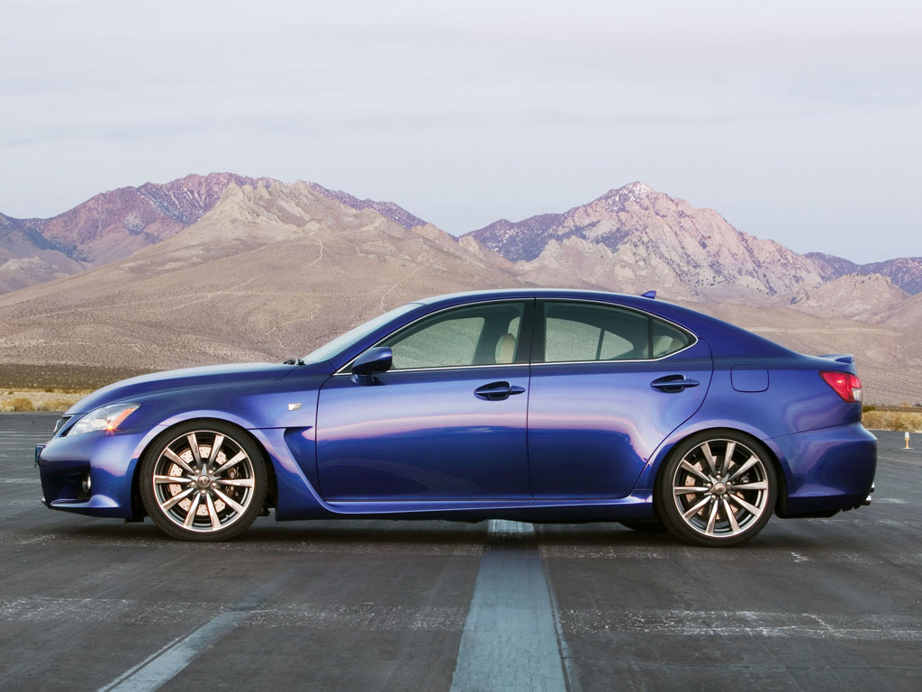 The Lexus IS F, Sleek, Powerful, Luxurious. So, Why Not Dress It Up With  Something Equally Sleek, Powerful, And Luxurious. R1 Concepts Is Happy To  Announce ...