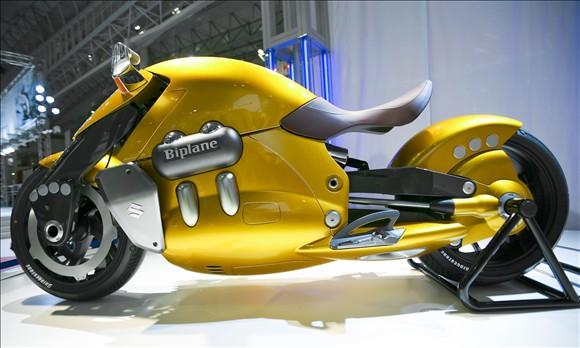 Suzuki BiPlane