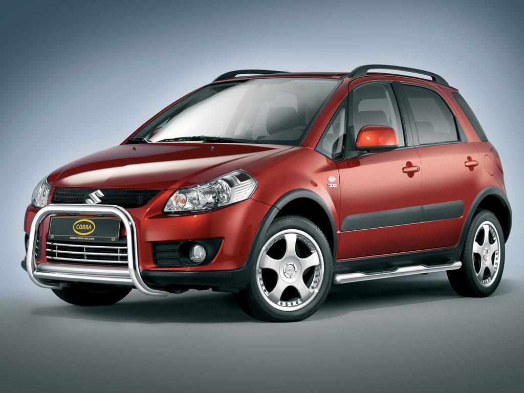 Suzuki SX4 Pictures