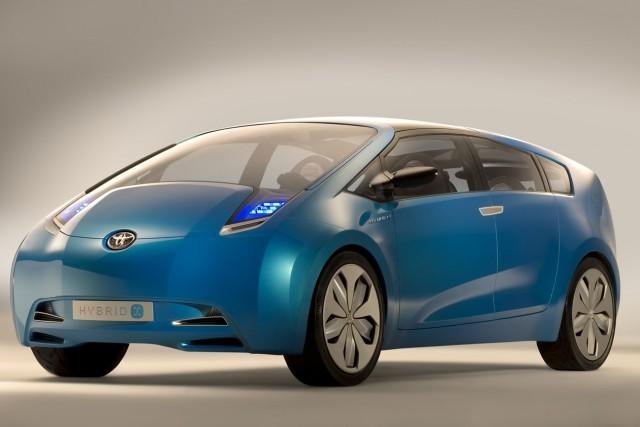 Toyota Prius- A Future Coupe?