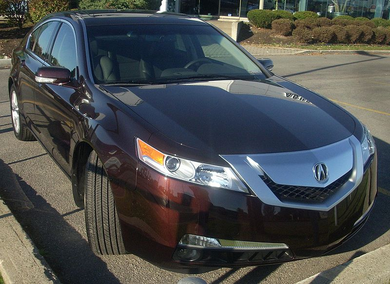 Acura TL Preview