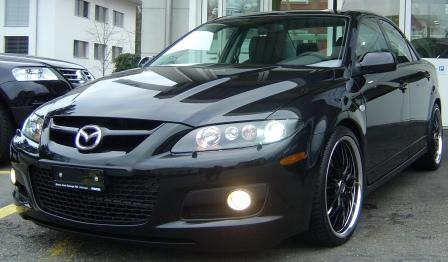 2009 MAZDA6 Short Review
