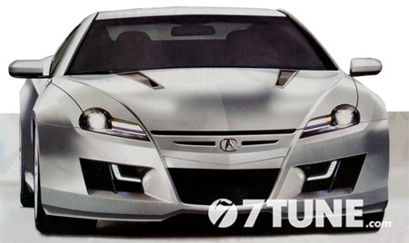 Acura  on 2010 Acura Nsx Review   Asian Cars News
