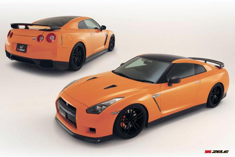 Nissan GT-R by Zele International