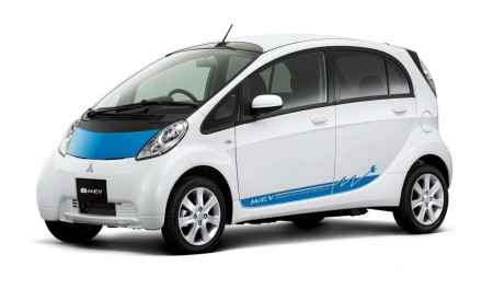 Mitsubishi i-Miev – not very accessible electric car