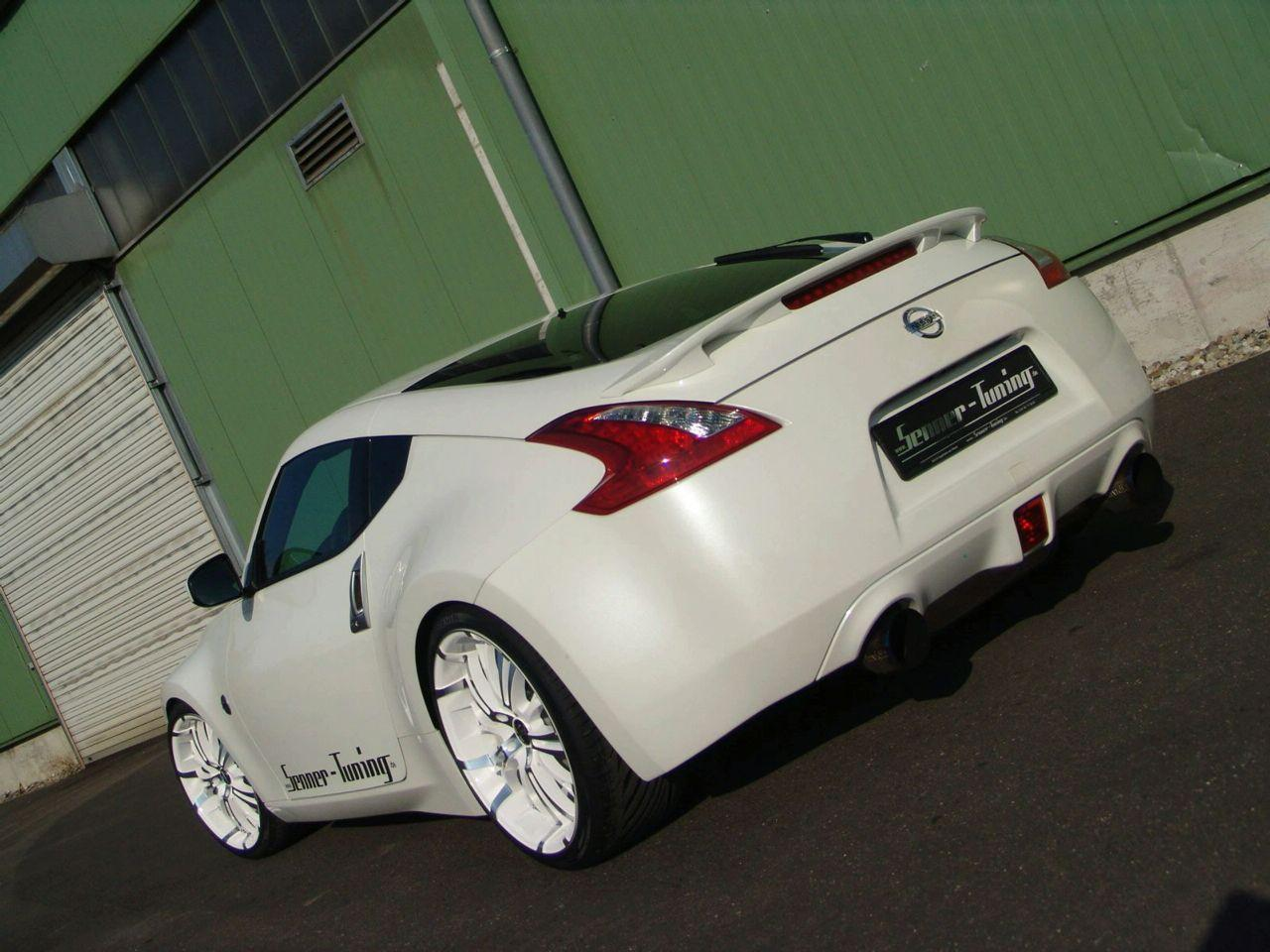 Nissan 370z By Senner Tuning Asian Cars News