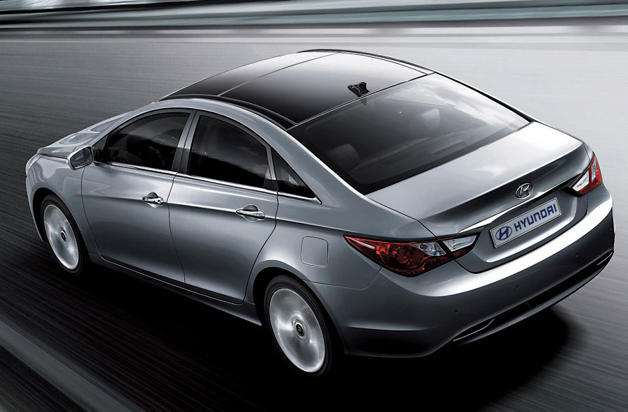 Hyundai i45 Short Review