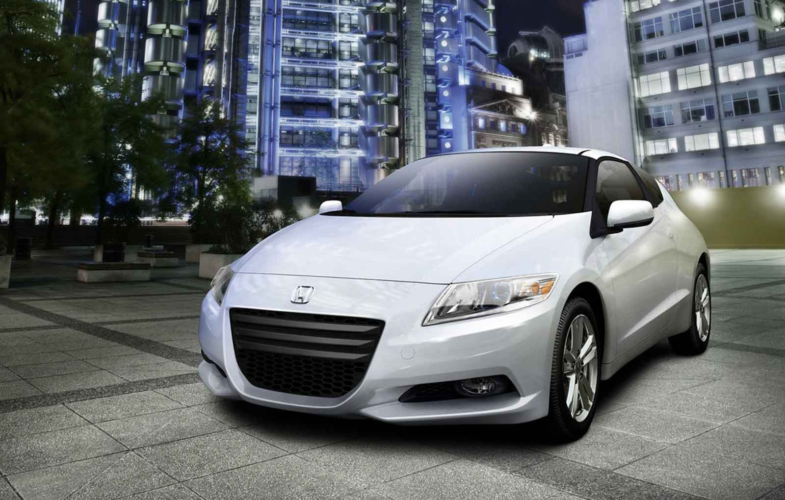 Honda CR-Z at Geneva Motor Show
