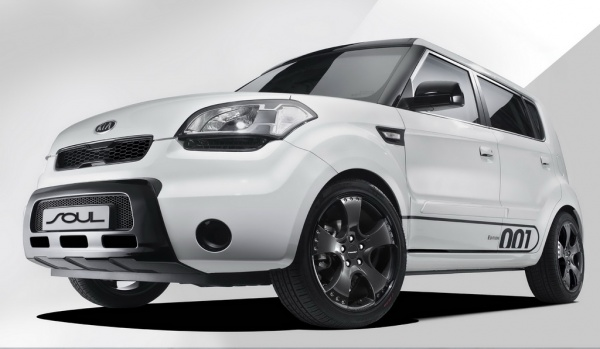 2010 Kia Soul by Irmscher