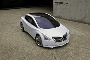New Nissan Ellure Concept