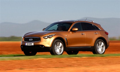 Infiniti FX50S Short Review