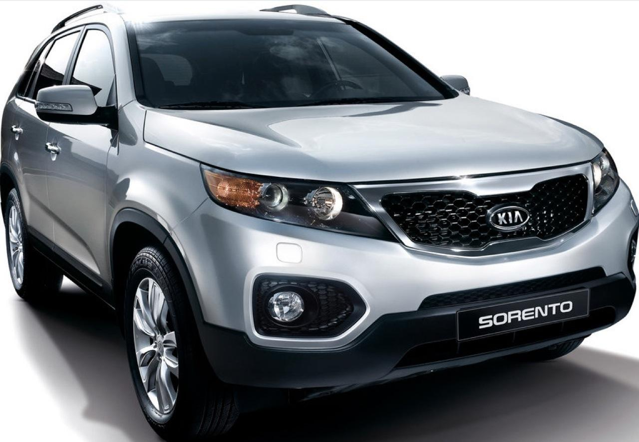 Kia Models for 2011