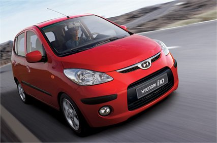 Why you must choose Hyundai i10 micro-car?