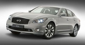 Infiniti M Hybrid is in the Guinness Book