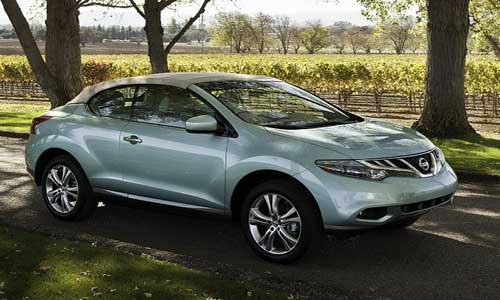 Nissan Murano Crosscabriolet Continues To Amaze Us Asian