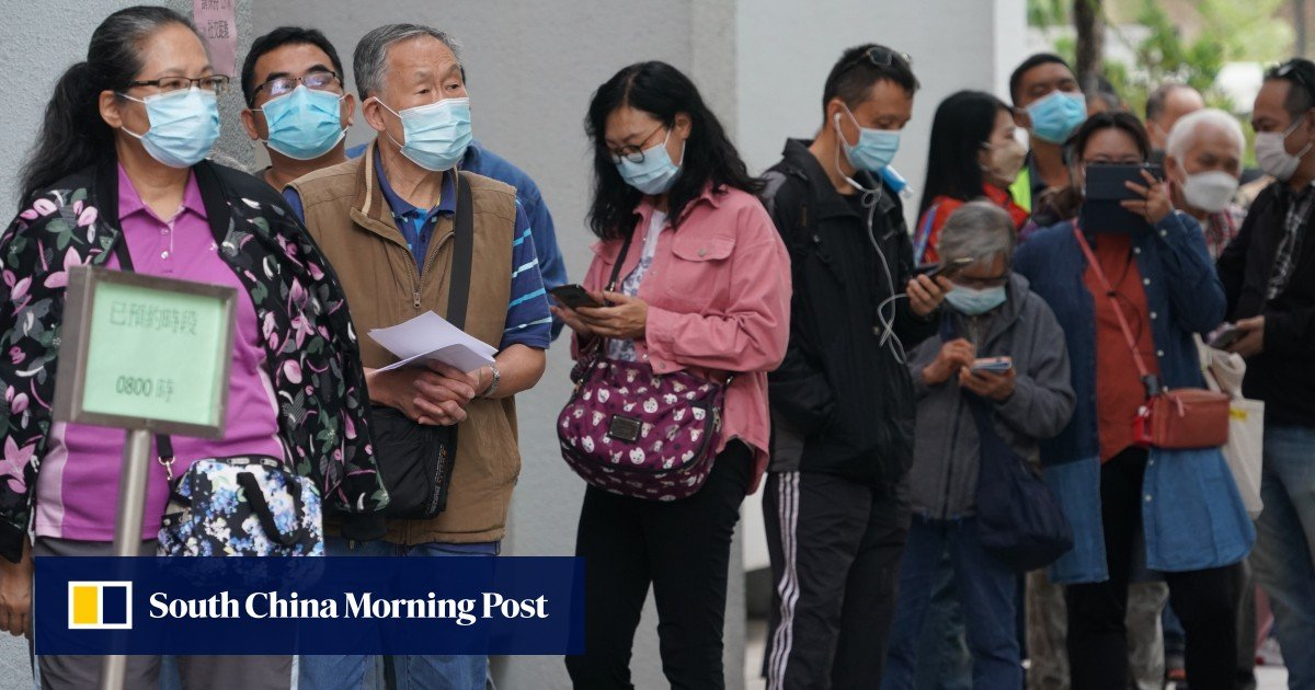 Hong Kong is looking at ways to encourage coronavirus vaccine uptake if the start is not optimal, the government adviser said