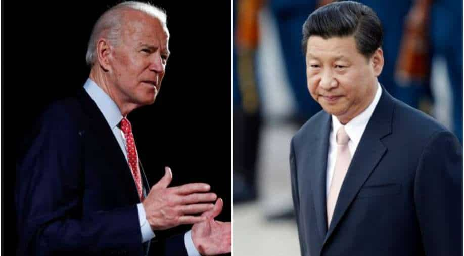 The USA and China are playing an undiplomatic sparring game