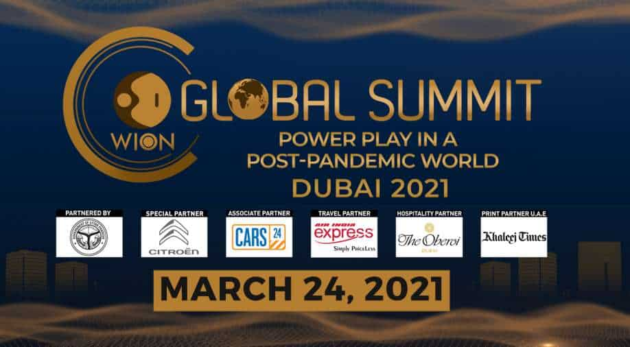 The heads of state and government of the world will be discussing life after the pandemic and the associated uncertainty at the WION Global Summit