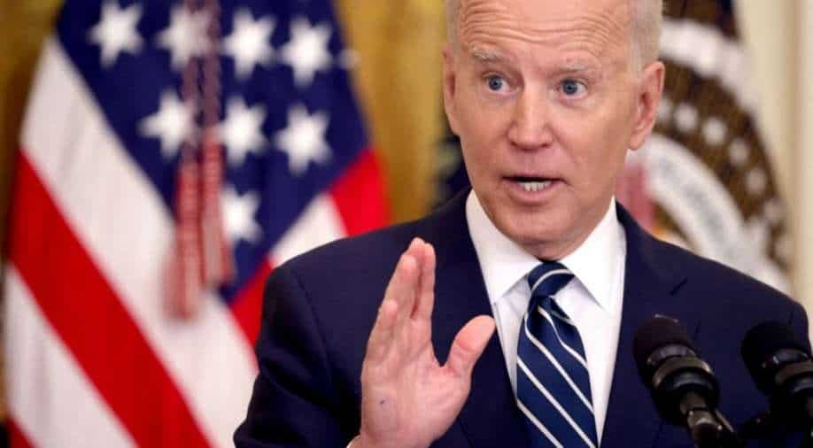 From North Korea to repeating in 2024, Biden speaks ahead of the first press conference