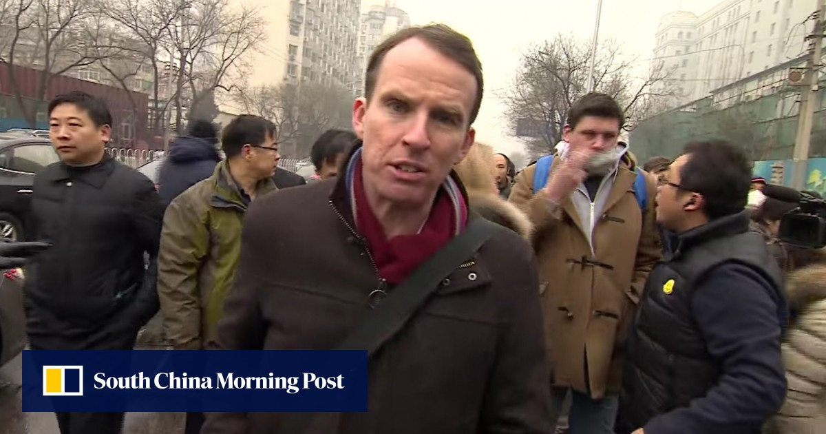 BBC China correspondent leaves Beijing for Taiwan making threats