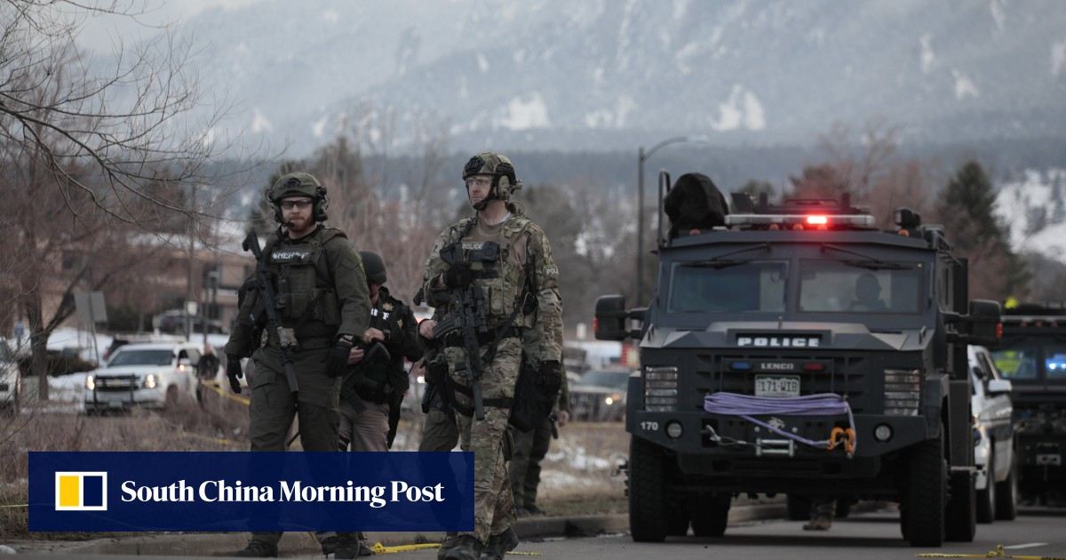 10 people, including police officers, died in mass shootings in a Colorado supermarket