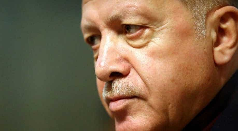 Turkey is holding former naval commanders.  What exactly is Erdogan up to?