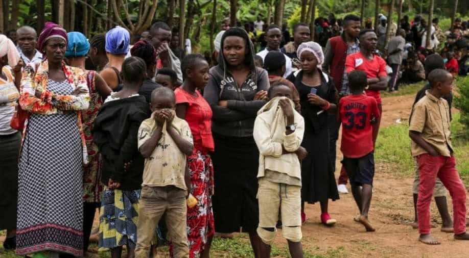 One in three people in the DR Congo who are critically hungry, says the UN