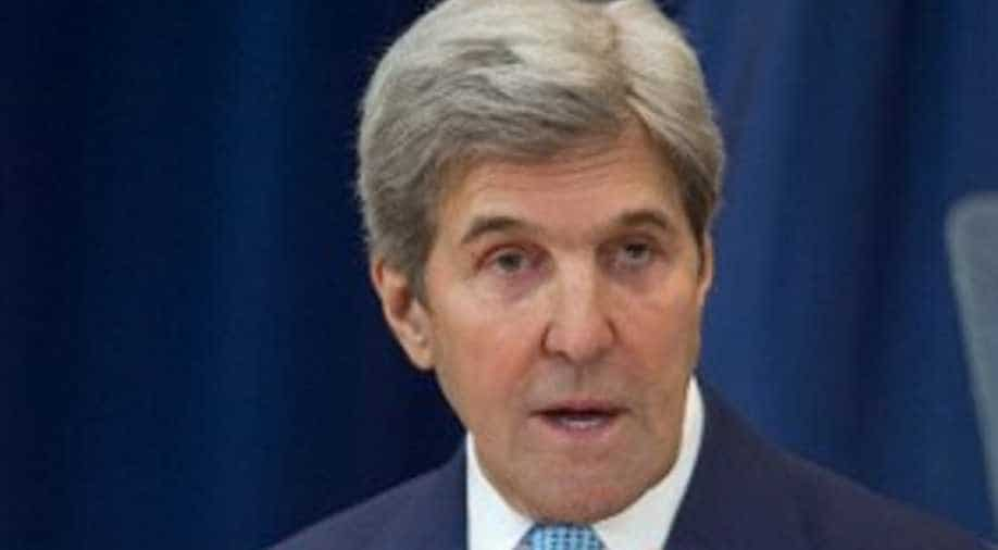 China introduces the US to climate change during Kerry's visit
