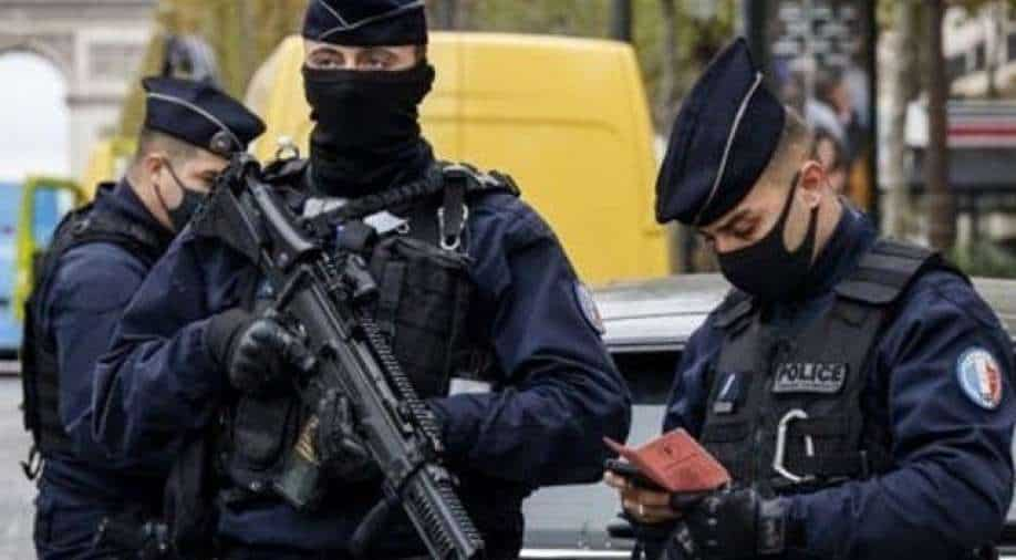 "France accuses teenagers of ""church attack plan"" over Easter"