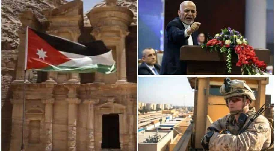 Top 10 World News: Afghan President's Peace Plan, Situation in Jordan and More