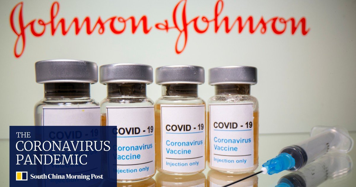 The US recommends discontinuing the Johnson & Johnson coronavirus vaccine after reports of blood clots