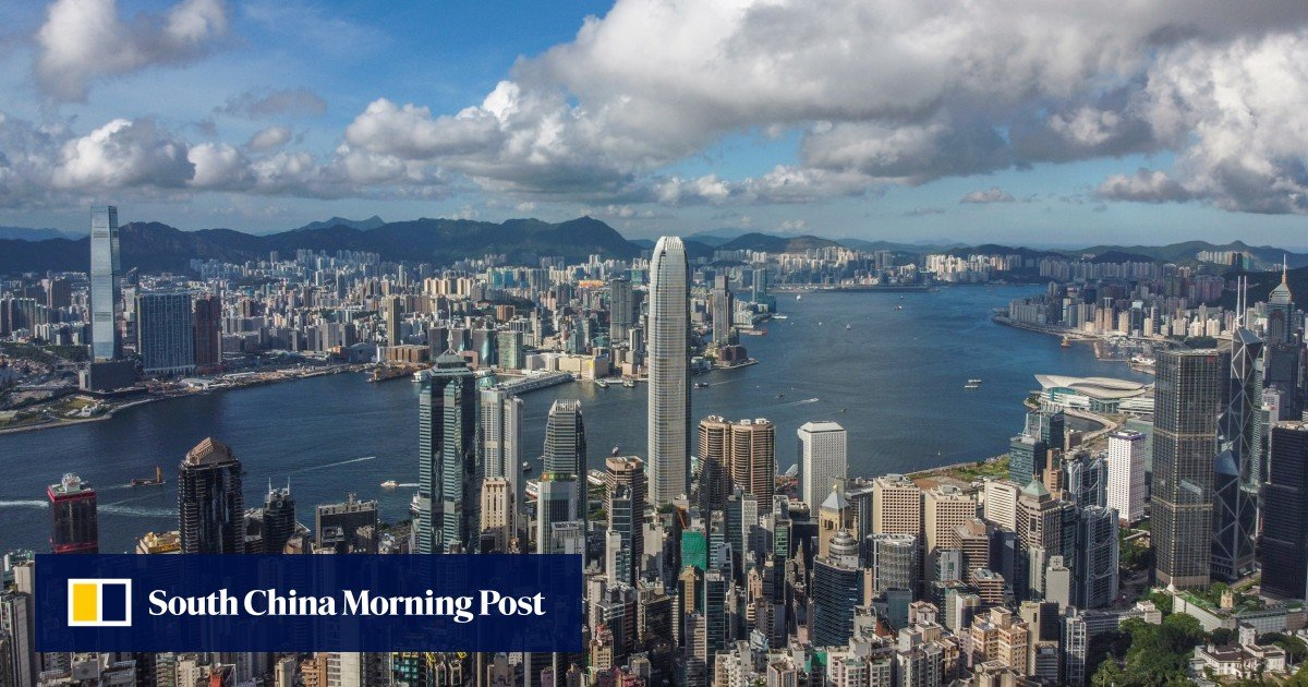 Greater Bay Area: Hong Kong should reshape itself as a supply chain control tower, aviation metropolis, to seize opportunities, the report said