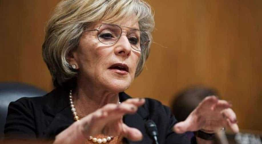 Former US Senator Barbara Boxer attacked and robbed in Oakland