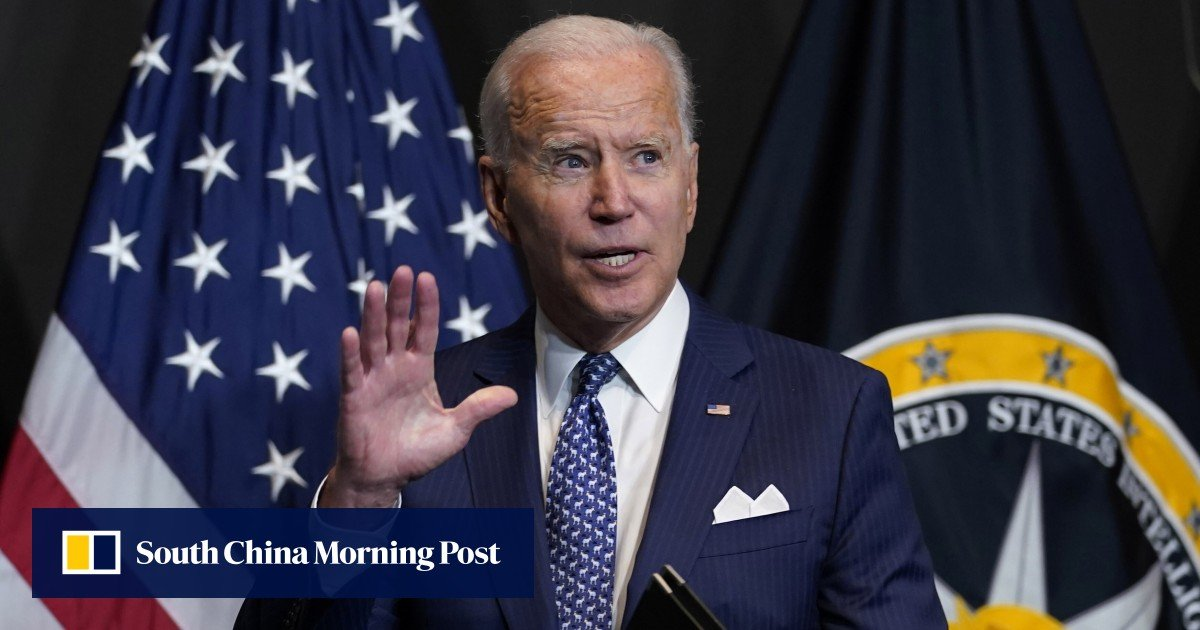 """Joe Biden warns of cyber attacks that lead to a """"real gun war"""" with a great power"""