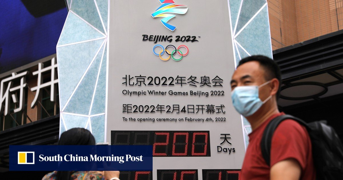 US companies divert difficult questions about the 2022 Beijing Winter Olympics