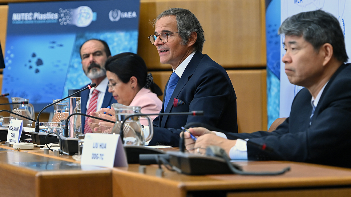 Roundtable highlights nuclear solutions to tackle plastic pollution in North, Central, South America and the Caribbean