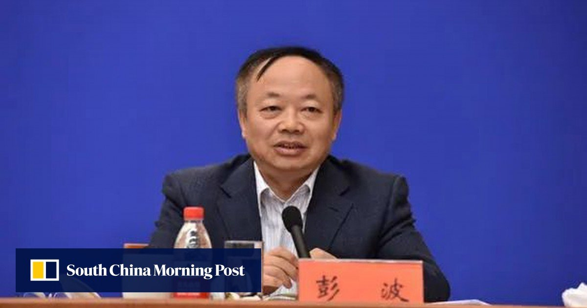 """Top Chinese internet censor who has """"lost confidence in the party"""" and is being tried for corruption"""