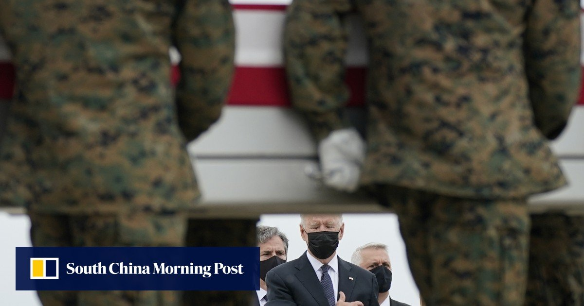 Afghanistan Timeline: America's Last Days