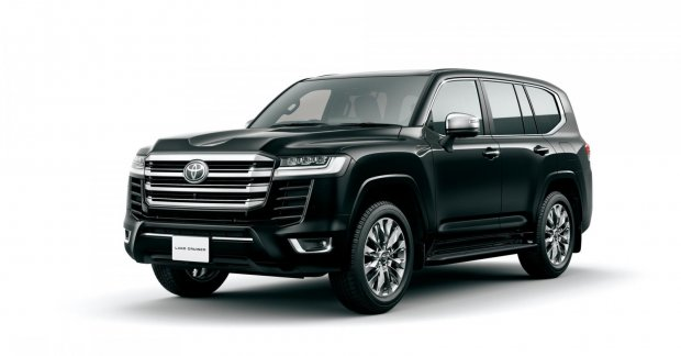 New Toyota Land Cruiser with improved performance launched in January