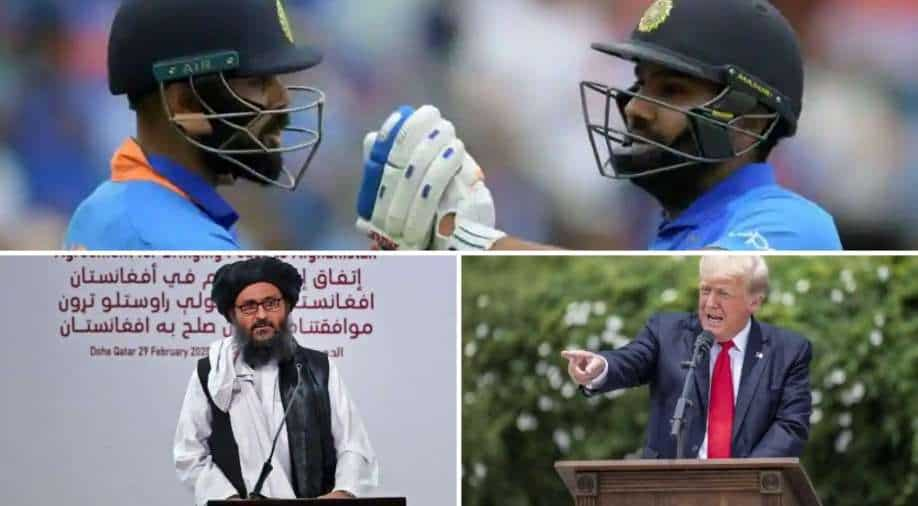 Top 10 world news: Taliban premier resolves death rumors, Kohli stays in office in three formats and more