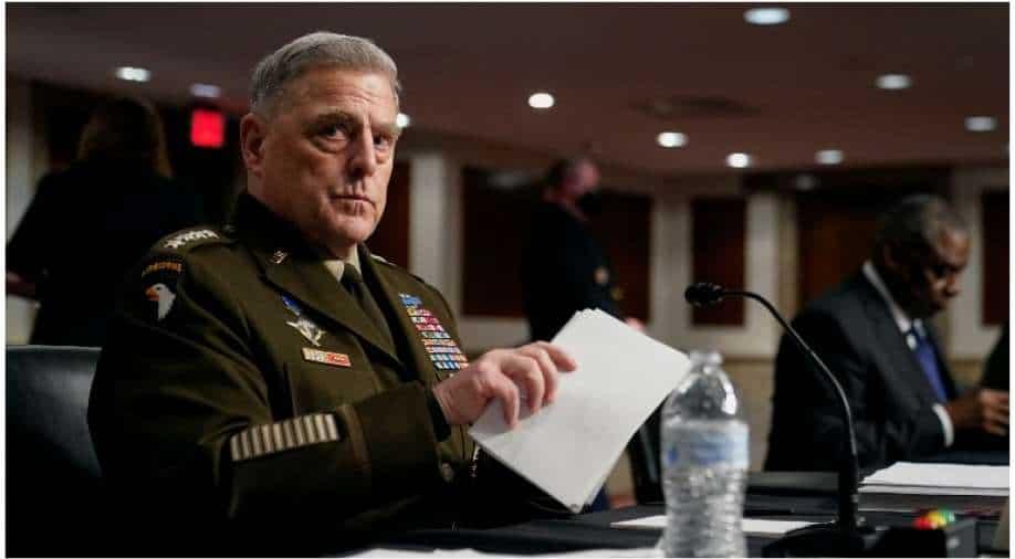 Biden has been advised to keep troops in Afghanistan, top US generals say