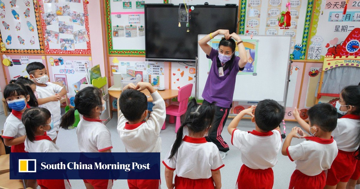 Number of private and semi-private schools in Hong Kong increasing tuition fees almost doubles