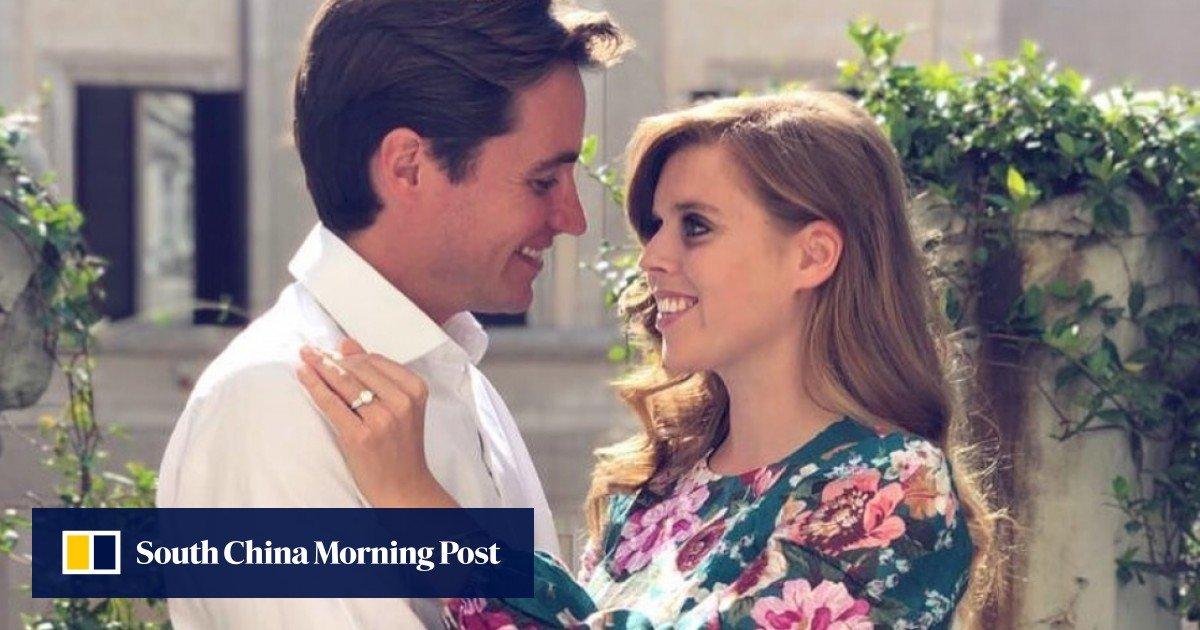 British Princess Beatrice welcomes her first child with husband Edoardo Melli Mozzi