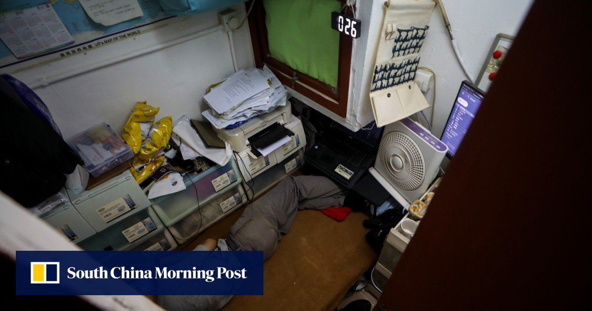 Hong Kong cuts proposed rent increases for shared apartments to 10 percent