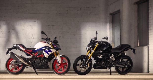BMW G 310 R in India now available in two new color variants