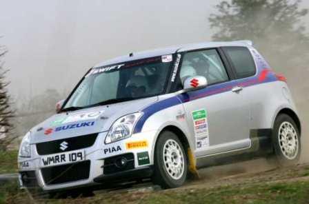 Suzuki Swift Sport Cup Series 2009