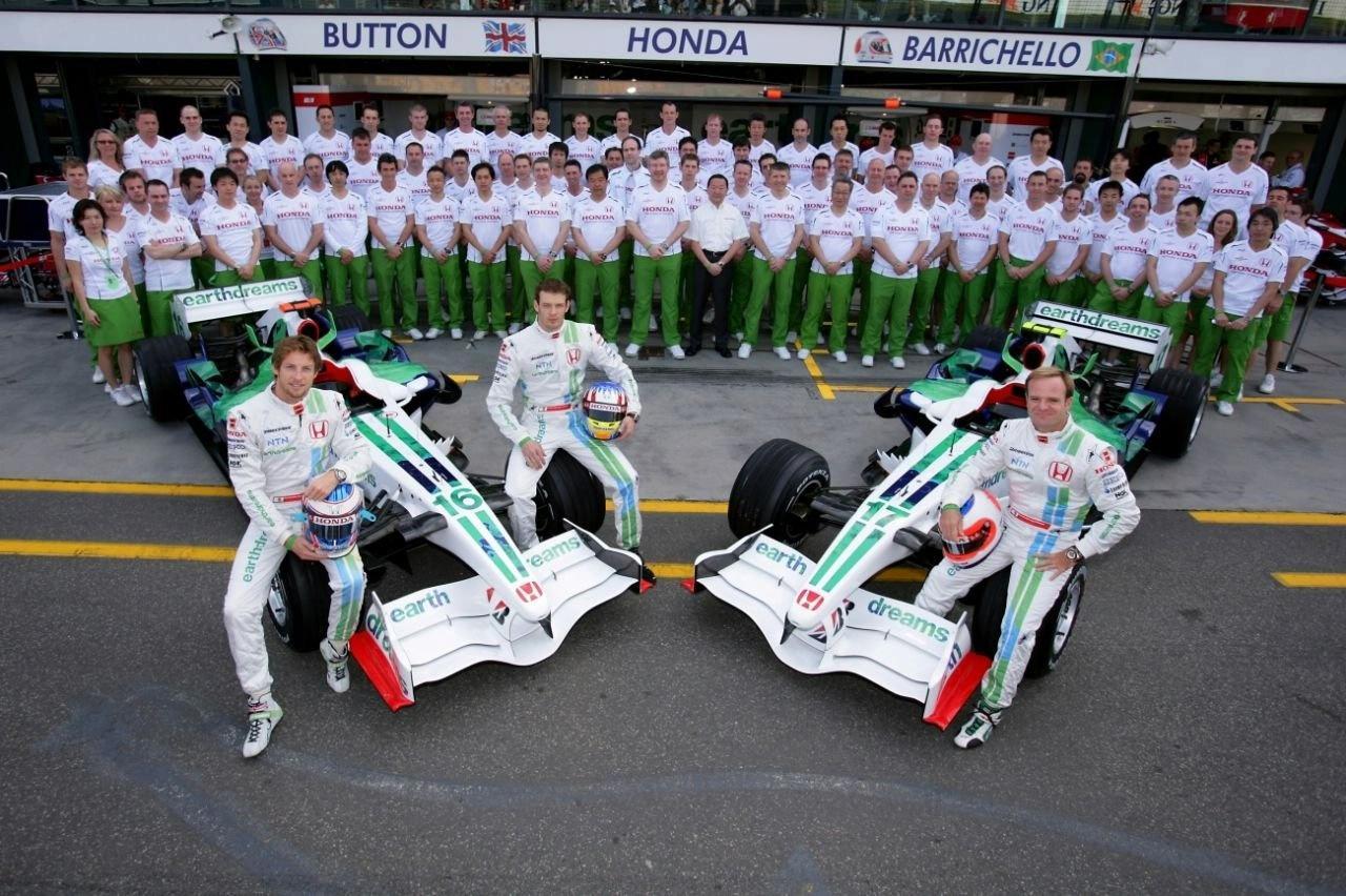 Honda F1 will be Brackley F1