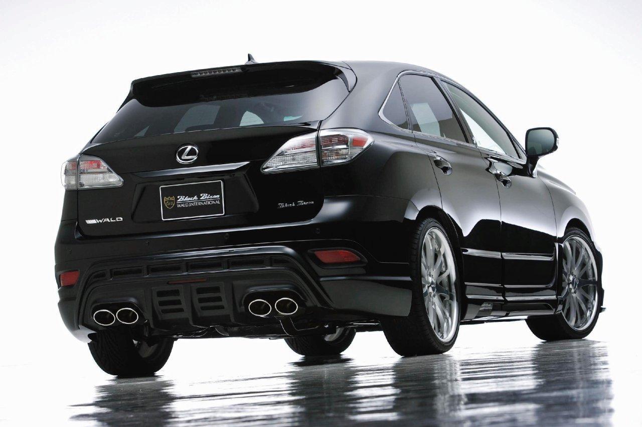Lexus RX by Wald_2