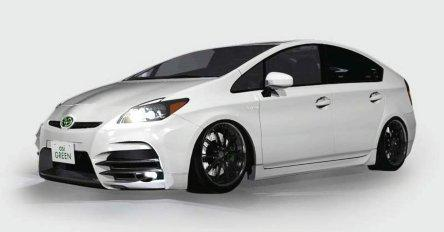 Toyota Prius by ASI