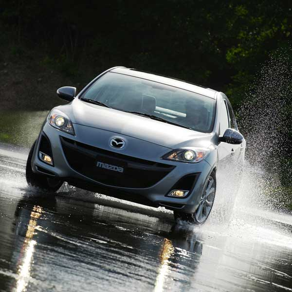 Mazda 3 – Overview
